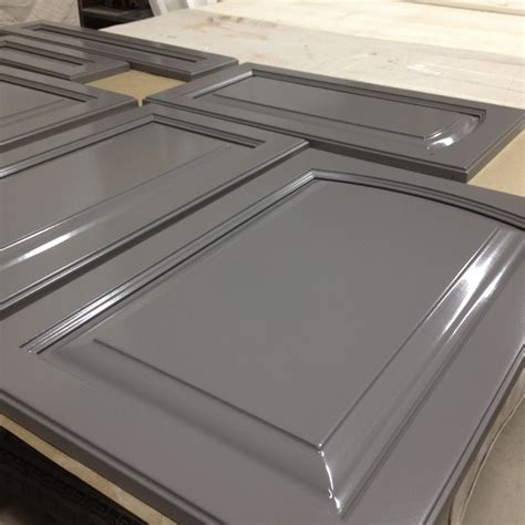 spray painting kitchen cabinet doors spray painted kitchen cabinets done in ben overcoat
