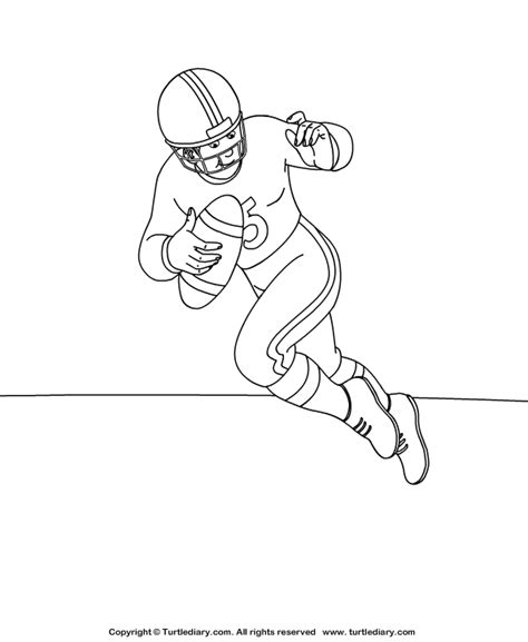 ohio state football free coloring pages