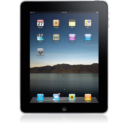apple ipad vs. tablet pc: a comparison | welcome to