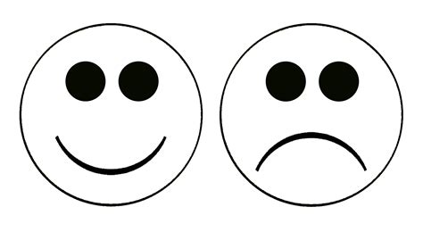 Smiley Face Clipart Black And White No Background Clipart Coloring Pages Smiley