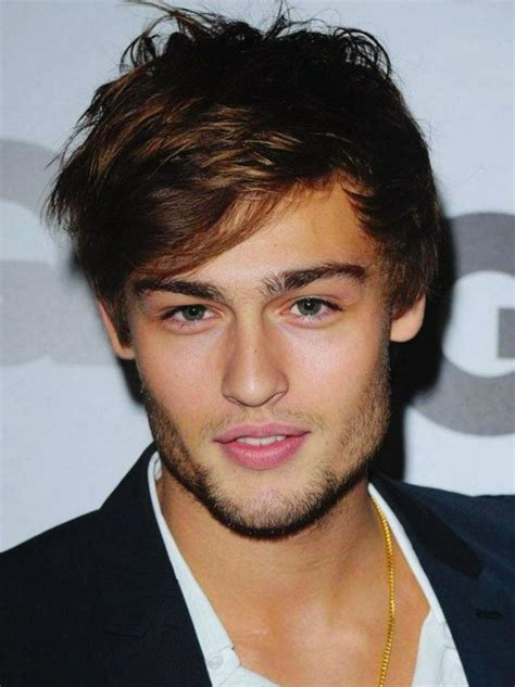 hairstyle for men with chiseled jaws douglas booth cheekbones and chiseled jaws pinterest