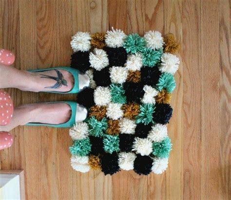 DIY Carpet And Floor Mats ? Colored And Colorful Living