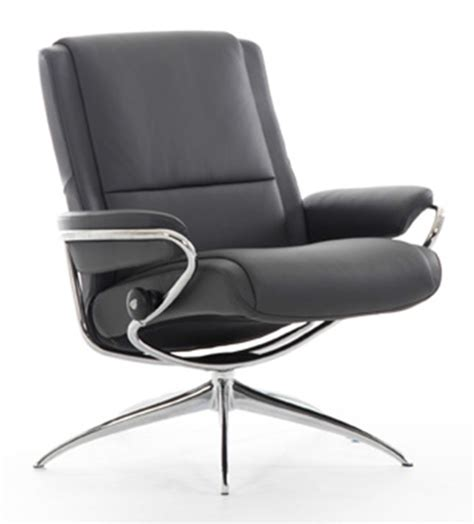 low back recliners ekornes stressless paris low back leather recliner and