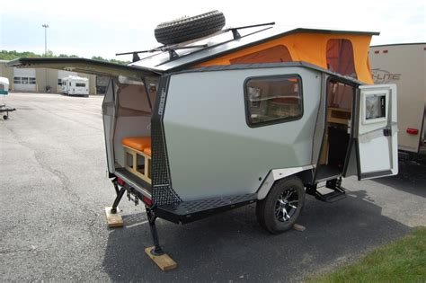 simply rugged trailers lightweight travel trailers the small trailer enthusiast