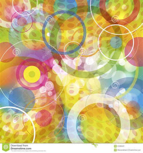 imagenes alegres y coloridas c 237 rculos alegres imagen de archivo imagen 31695531