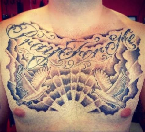best tattoos for men chest 50 best and awesome chest tattoos for tattoos me for