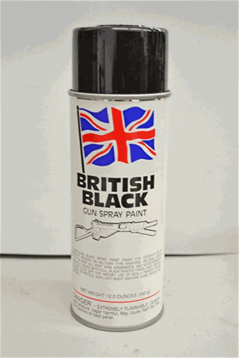 a semi gloss black spray paint finish for touchup or a