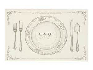 Dining Room Etiquette by Pretty Paper Placemats Southernfinds