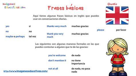 ejemplos de preguntas basicas en ingles frases b 225 sicas para una conversaci 243 n en ingles 1