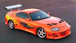 Toyota Supra Fast And Furious Toyota Supra Fast And Furious