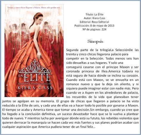 libro elite la dragones en el pa 237 s de los libros la 201 lite kiera cass