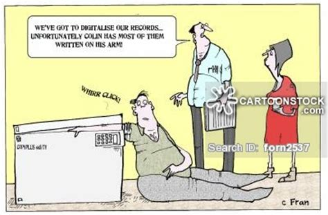 Scanners Cartoons and Comics   funny pictures from