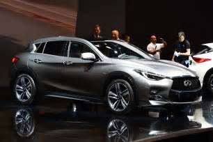 Nissan Infiniti Q30 New Infiniti Q30 Revealed With 163 20k Price Tag Carbuyer