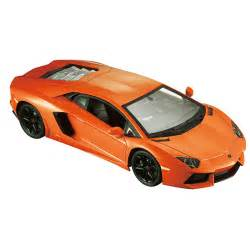 Remote Lamborghini Cars Icess Lamborghini S680 Remote Controlled Car Orange
