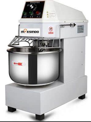 Mixer Jogja jual mixer spiral 60 liter mks sp60 di yogyakarta toko mesin maksindo yogyakarta toko