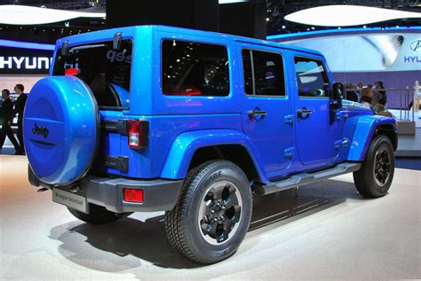 Jeep Wrangler Polar 2014 Jeep Wrangler Polar Edition Frankfurt 2013 Photo