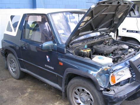 Suzuki Soft Top 4x4 Suzuki Escudo Soft Top 91 Active 4x4