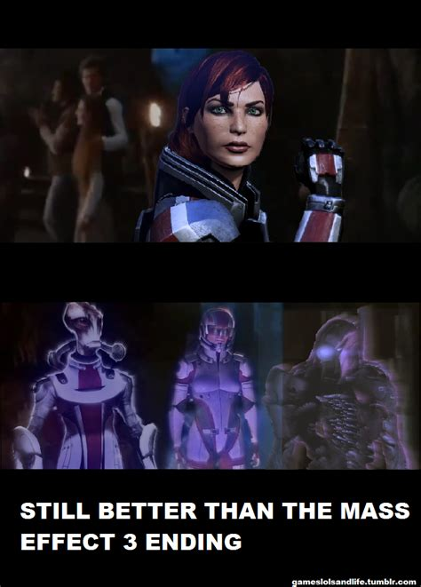 Meme Effect - your favorite mass effect memes memes
