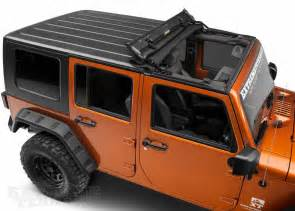 types of jeep wrangler tops how to care for them