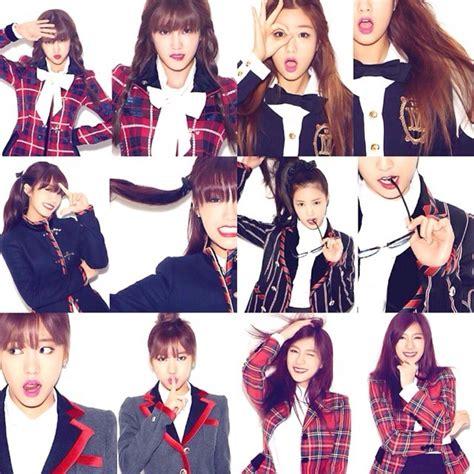 Apink Pink Up 6th Mini Album korean blues seoul bias food and me