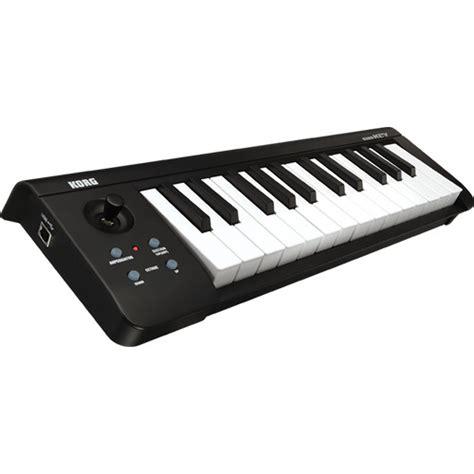 Keyboard Controller Korg korg microkey25 usb keyboard controller microkey25 b h photo