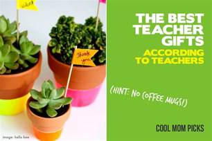 Kitchen Gifts Ideas the best teacher gift ideas all gathered from actual teachers