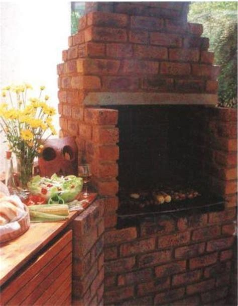 how to build a brick barbecue for your backyard home