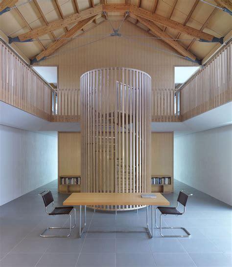 long house norfolk uk  hopkins architects