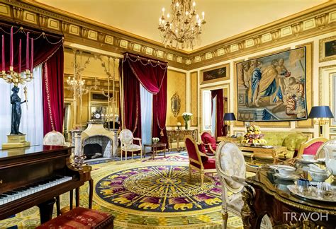 royal living room st regis luxury hotel rome italy royal suite living