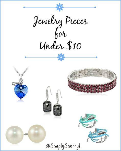 10 Pretty Pieces Of Jewelry by Jewelry Pieces 10 Simply Sherryl