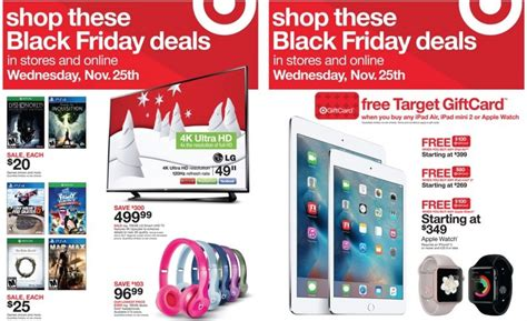 target s black friday early access sale now live with discounts on apple mac rumors