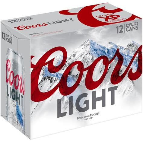 How Much Is A 12 Pack Of Coors Light Decoratingspecial Com