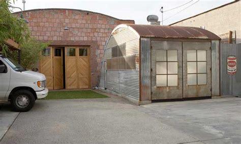 Backyard Quonset Hut 4 Backyard Quonset Hut Looking West Baker Architecture