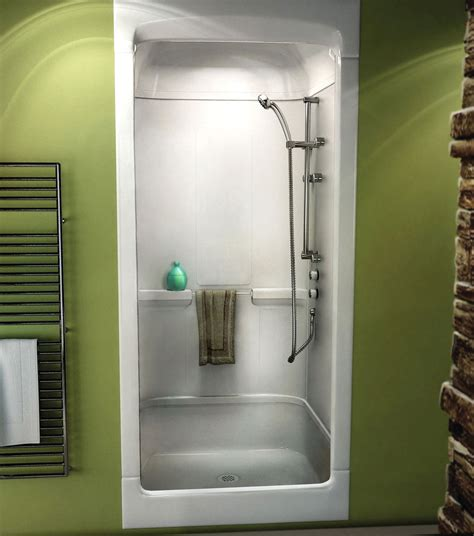 32 X 42 Shower Base by Maax 39 Quot X 32 Quot Primo 1 Piece Jetted Shower Unit Enclosure