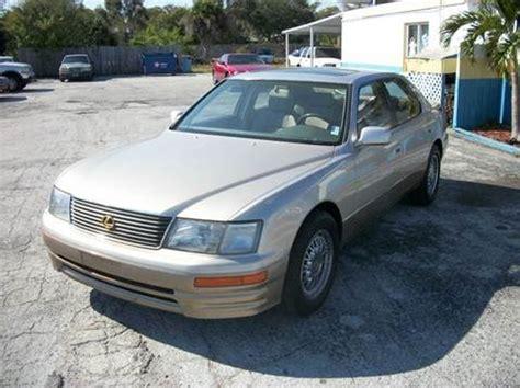 1997 lexus ls400 for sale 1997 lexus ls 400 for sale carsforsale