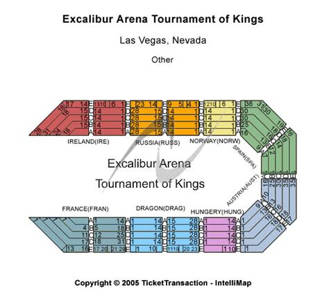 tournament of seating map tournament of luxury suite tournament of vip