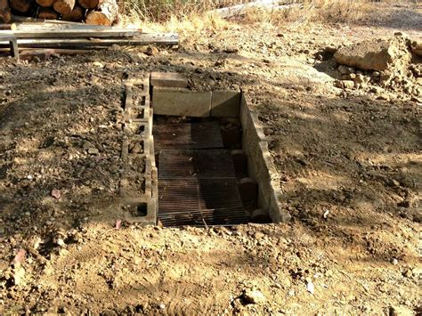 Ideas For Kitchen Countertops And Backsplashes Hometalk How To Make An Underground Oven Dirt Oven Diy