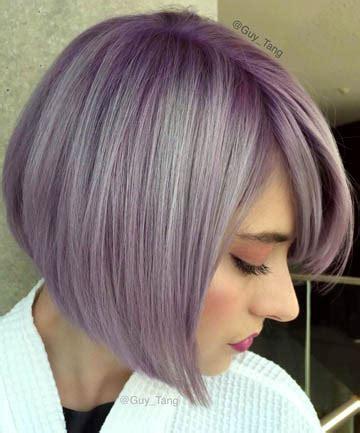 how to cut own a line hairstyles lavender a line haircut 26 cute short haircuts that aren