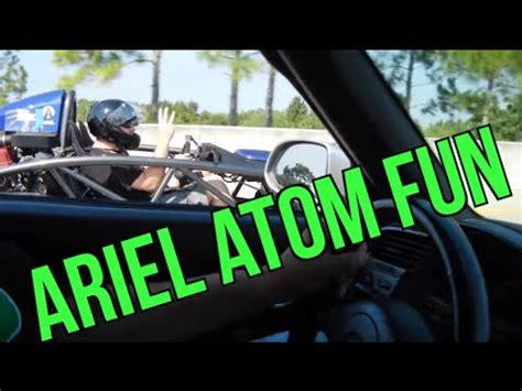 ariel atom 0 60 times & quarter mile times | ariel atom