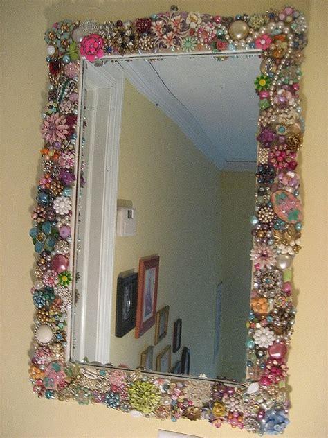 cornice per specchio fai da te 10 creative mirror frame ideas diy
