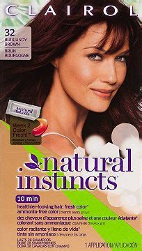 natural instincts by clairol hair color egyptain plum 1000 images about hair color idea on pinterest ion