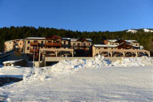 residence club les chalets de l'isard, les angles