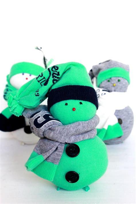 diy sock snowman ornament diy sock snowman adorable ornament
