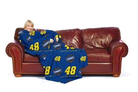 Jimmie Johnson Bedding Sets Jimmie Johnson 48 Nascar The Comfy Throw By Northwest