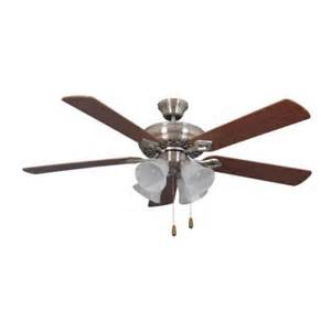 walmart ceiling fans with lights better homes gardens 52in bh g ceiling fan w light kit