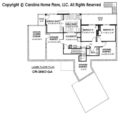 large contemporary ranch style house plan cr 2880 sq ft luxury large contemporary ranch style house plan cr 2880 sq ft