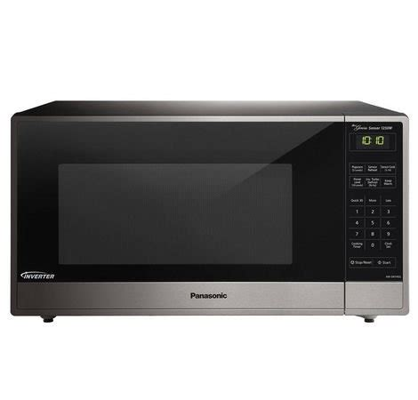 Panasonic Countertop Microwave Reviews by Panasonic Refurbished Countertop Microwave Oven With