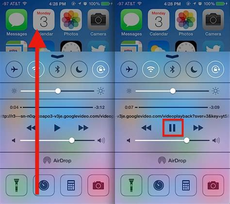 iphone youtube layout how to play youtube audio video in the background on