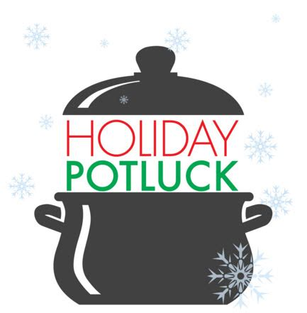 12 15 english department s holiday potluck social st