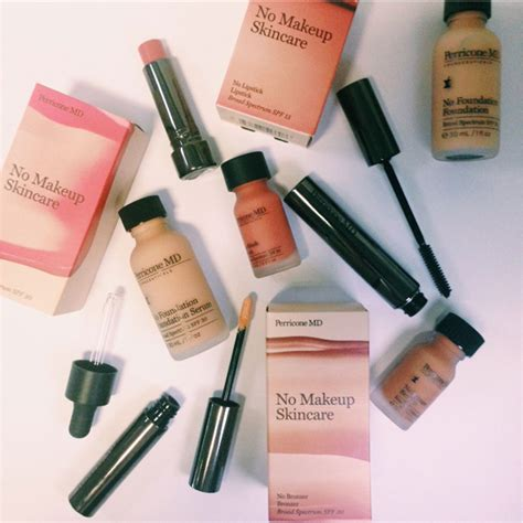 Themakeupgirls 99 Products by Perricone Md No Makeup Makeup Product Review
